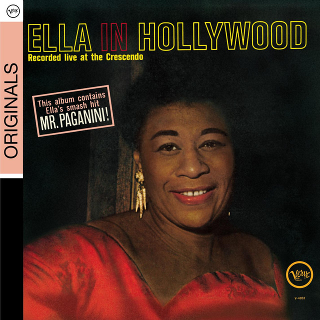 Ella In Hollywood (Live At The Crescendo)