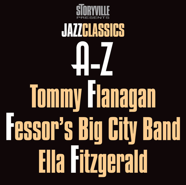 Storyville Presents The A-Z Jazz Encyclopedia-F